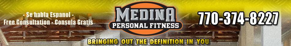 Atlanta Personal Trainer | Medina Personal Fitness
